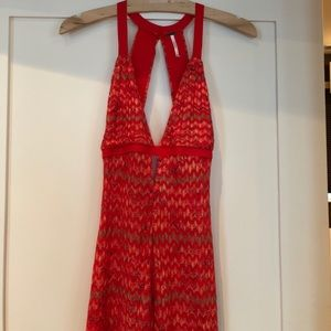 Free People Maxi Dress! Worn once!